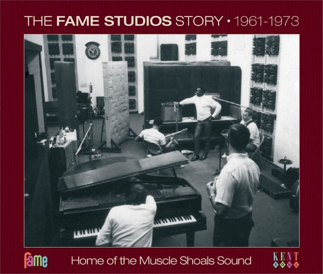 Bop-Pills - The Fame Studios Story