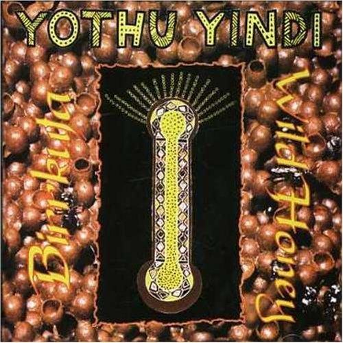 Bop-Pills - Yothu Yindi  Birrkuta Wild Honey