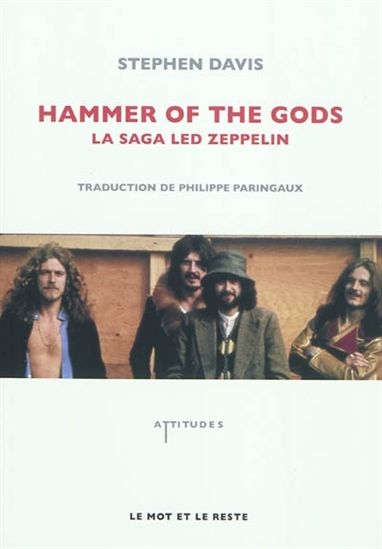 Bop-Pils - Stephen Davis  Hammer Of The God