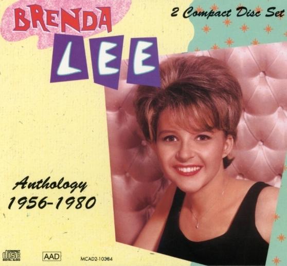 Bop-Pills_Brenda Lee - Anthology