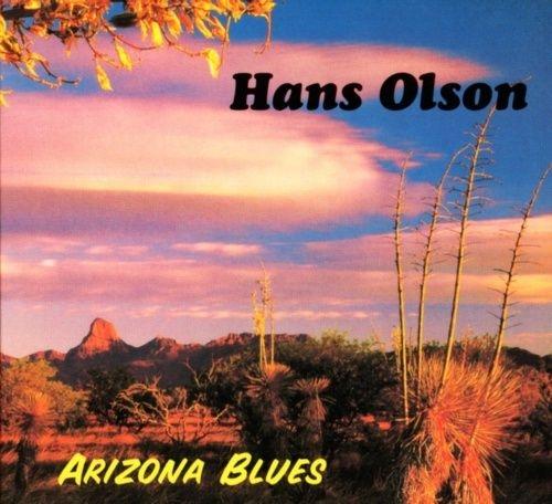 "Bop-Pills_Hans Olson - Arizona"" Blues"