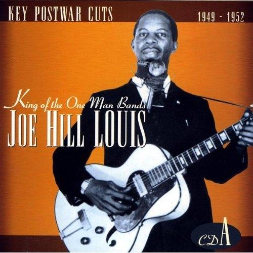 Bop-Pills_Joe Hill Louis - King Of The One Man Bands