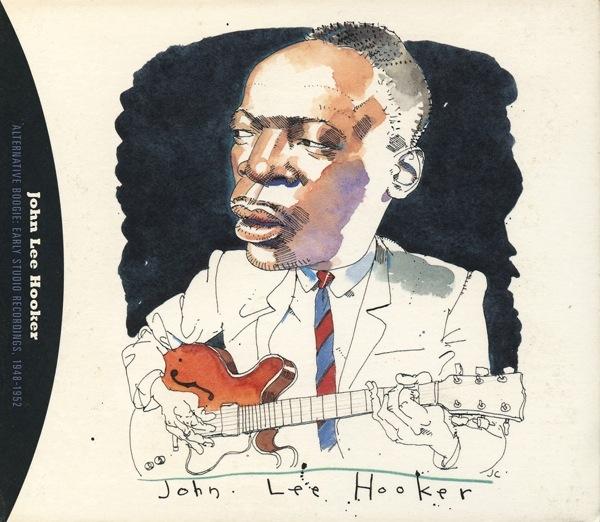 Bop-Pills_John Lee Hooker - Alternative Boogie