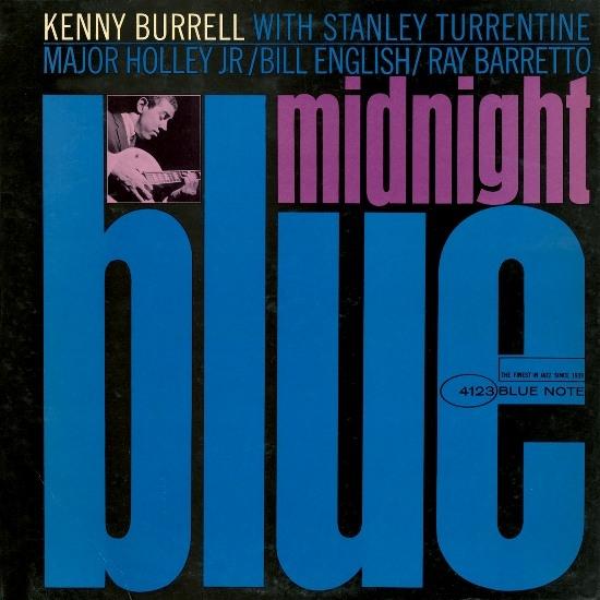 Bop-Pills_Kenny Burrell - Midnight Blue