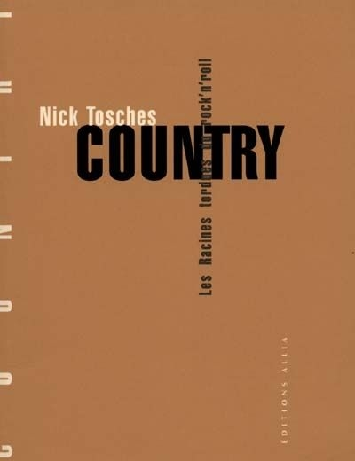 Bop-Pills_Nick Tosches-Country