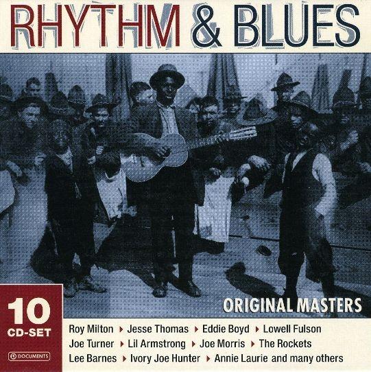 Bop-Pills_Rhythm & Blues - 10 CD