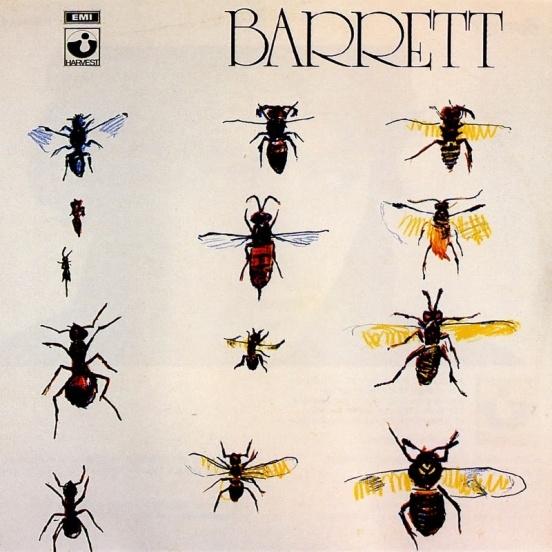 Bop-Pills_Syd Barrett - Barrett