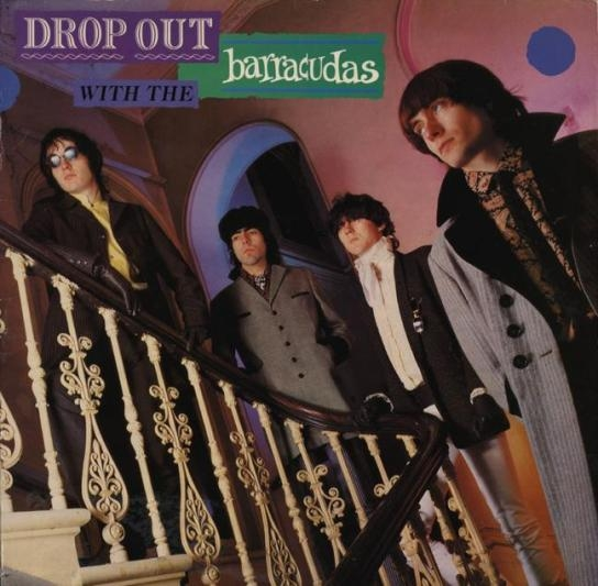 Bop-Pills_The Barracudas - Drop Out