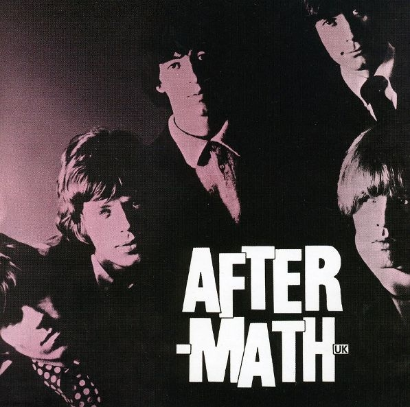 Bop-Pills_The Rolling Stones - Aftermath