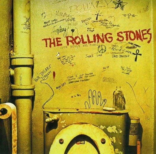 Bop-Pills_The Rolling Stones - Beggars Banquet