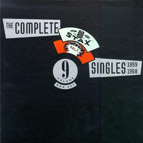 Bop-PIlls Stax Complete Singles 1959-1968 Box Set