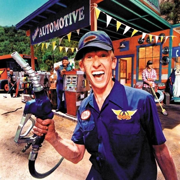 Bop-Pills Aerosmith A Little South Of Sanity