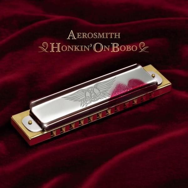 Bop-Pills Aerosmith Honkin On Bobo