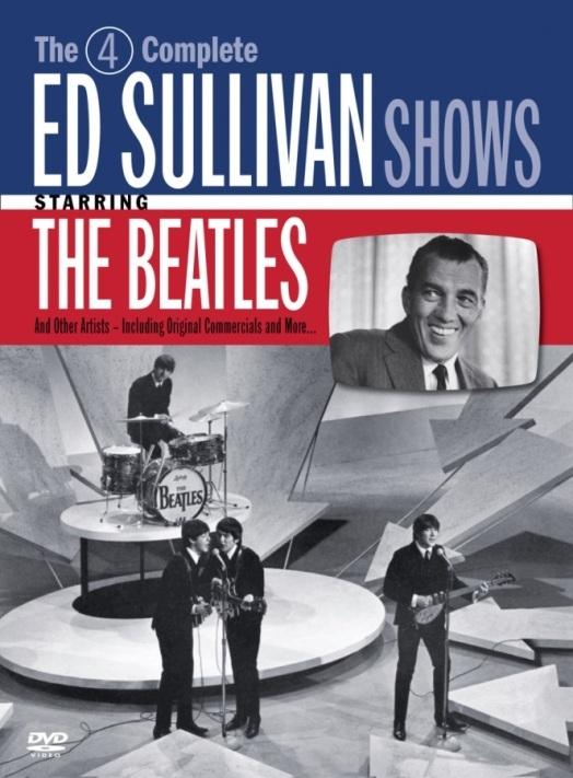 Bop-Pills Beatles Ed Sullivan Show