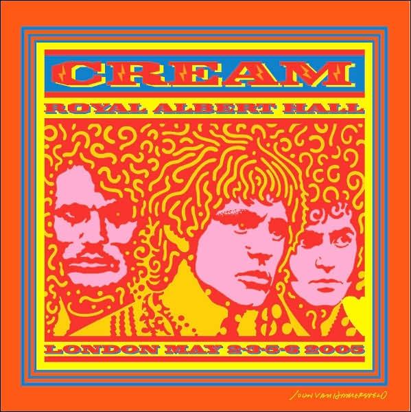 Bop-Pills Cream-Royal Albert Hall_London May 2-3-5-6 2005