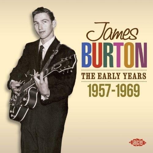 Bop-Pills James Burton-1957-1969
