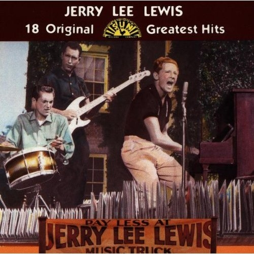 Bop-Pills Jerry Lee Lewis - 18 Original Sun Greatest Hits