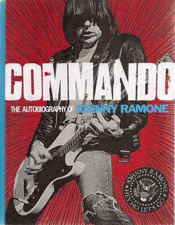 Bop-Pills Johnny Ramones Commando