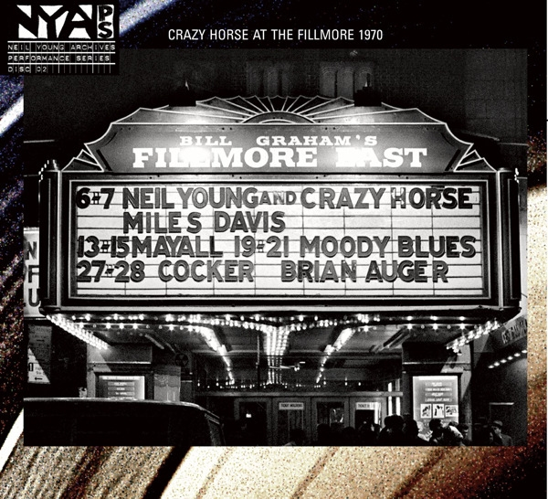 Bop-Pills Neil Young Live At the Fillmore East