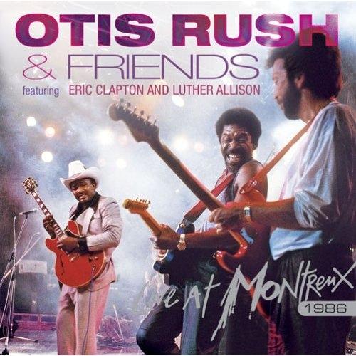 Bop-Pills Otis Rush Live at Montreux 1986