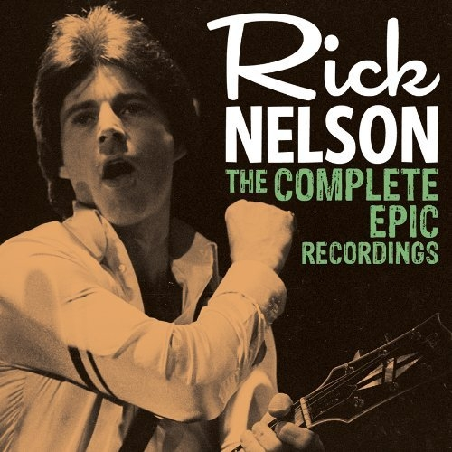 Bop-Pills Rick Nelson The Complete Epic Recordings (2 CD)
