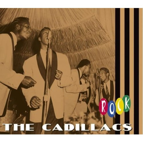 Bop-Pills The Cadillacs Rock