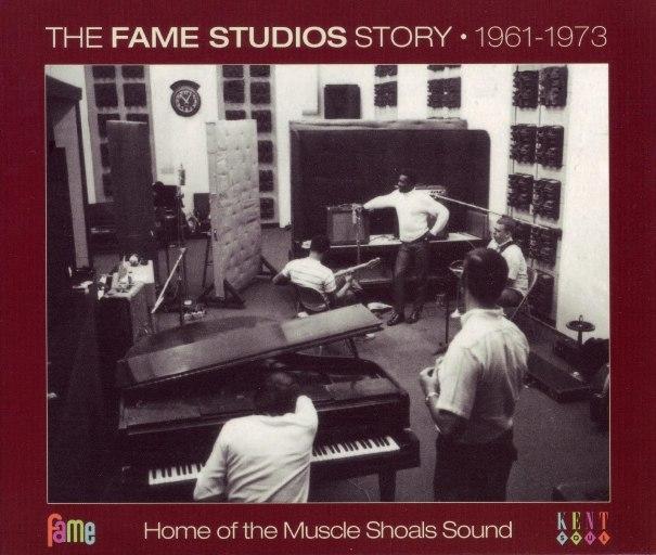 Bop-Pills The Fame Studios Story 1961-1973
