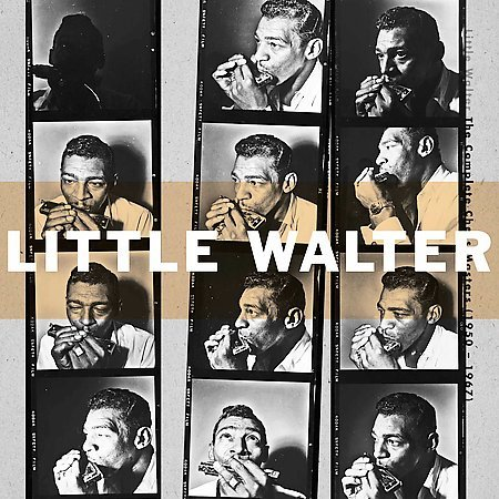 Bop-Pills-Little-Walter-The-complete-Chess-Masters-1950-1967