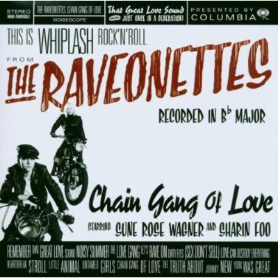 Bop-Pills-The-Raveonettes-Chain-Gang-Of-Love