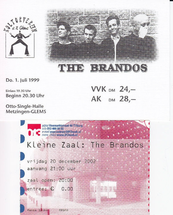 The Brandos documents rarissimes