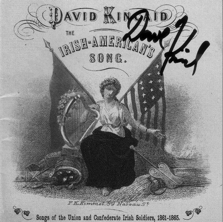 Dave_K_Irisk_Songs_Autographed