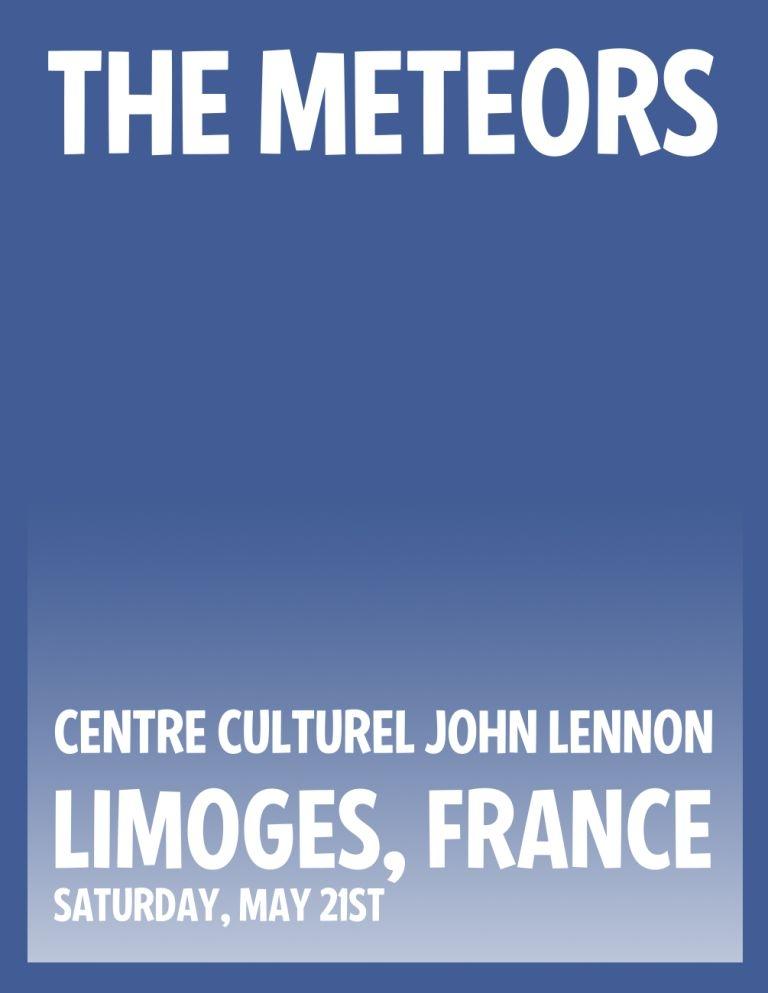 Flyers Meteors 21-5-2011 Limoges