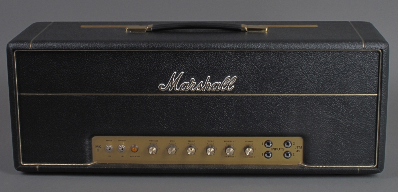 JCM 100 : Jim Marshall + Jim Marshall…. Hendrix = Des stacks à novices