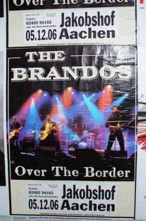 THe BRaNDoS – aaCHeN – 5 décembre 2006
