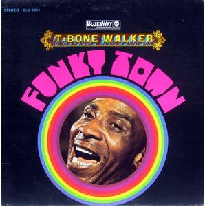 "T-BoNe WaLKeR – ""WoMaN, You MuST Be CRaZy"" et ""GoiN' To CHiCaGo BLueS"""