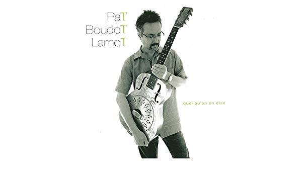 PaT BouDoT-LaMoT 1/2