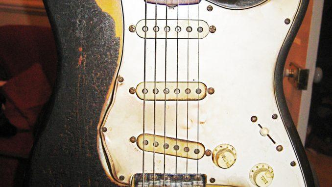Jimi Hendrix-Astoria-Fender