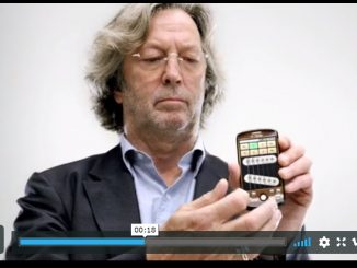 T-MoBiLe - 3G FeNDeR éDiTioN Plus - eRiC CLaPToN
