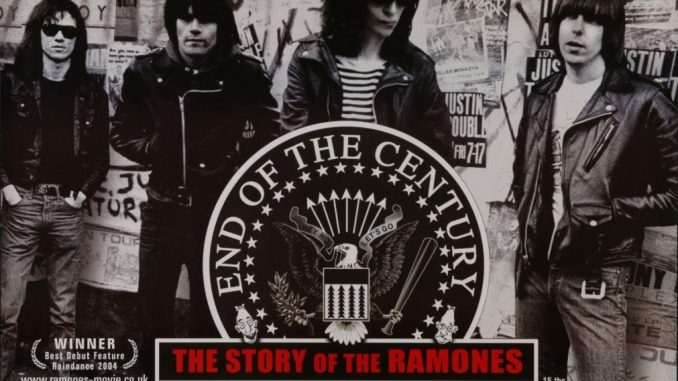 RaMoNes - EnD oF THe CeNTuRy (complet)