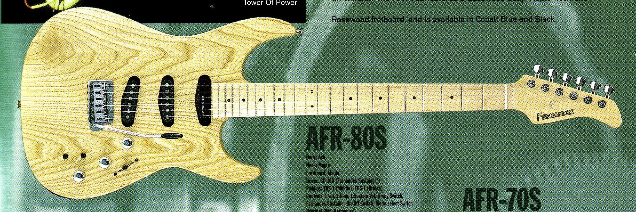 Fernandes AFR-80S