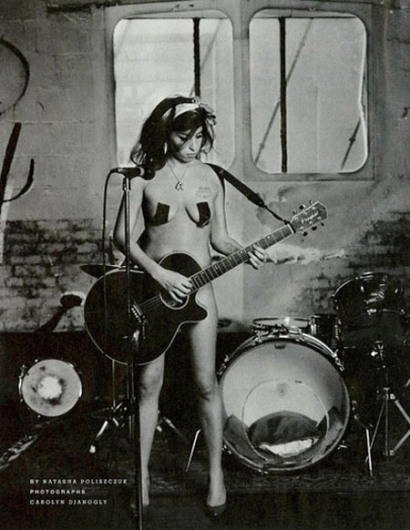 Amy Winehouse Nue