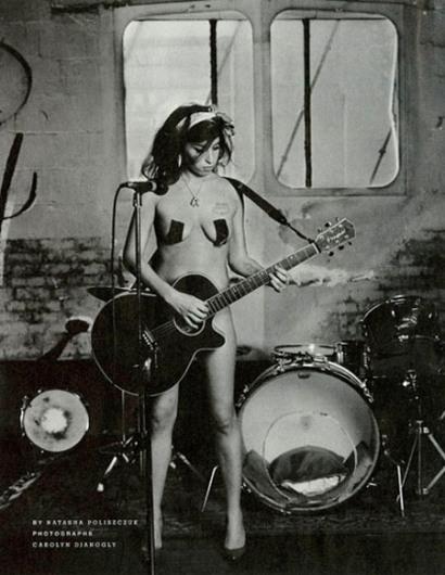 Amy Winehouse Nue