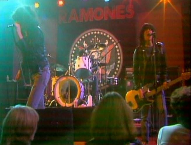 The Ramones - Musikladen