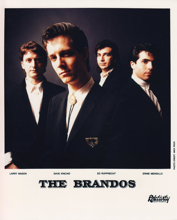 THe BRaNDoS : QueLQueS DoCuMeNTS RaRiSSiMeS