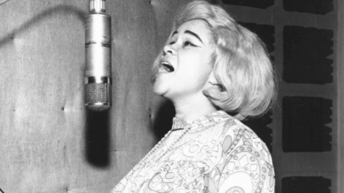 eTTa JaMeS LiFe, LoVe aND BLueS