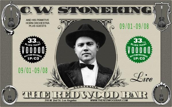 CW Stoneking vu par