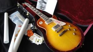 Clapton Gibson 1960