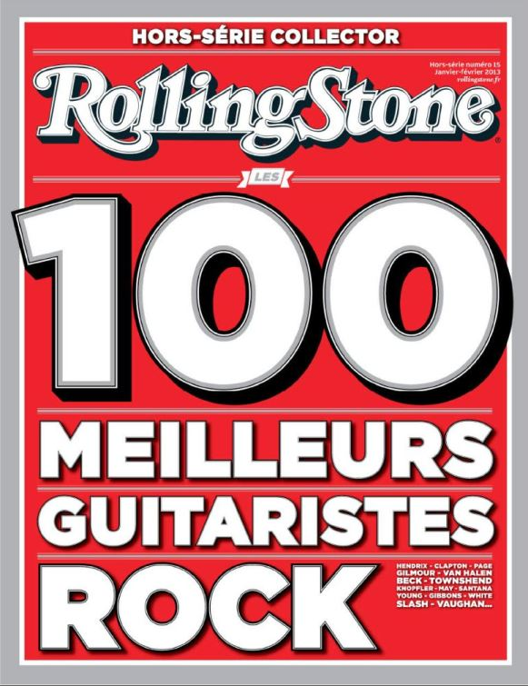 Rolling Stone - 100 guitaristes