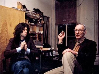 Jimmy Page - William Burroughs