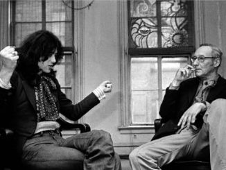 Jimmy Page et William Burrough